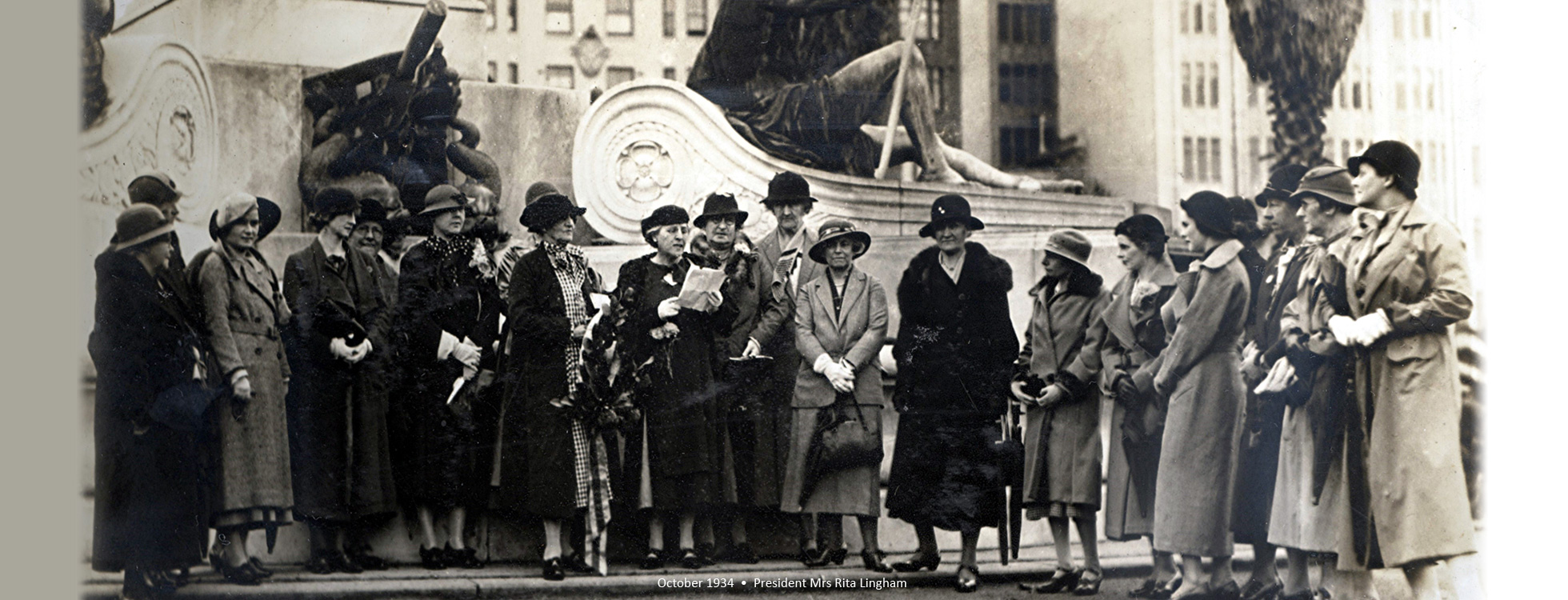 Womens Pioneer Society Australasia Home Page Header Image